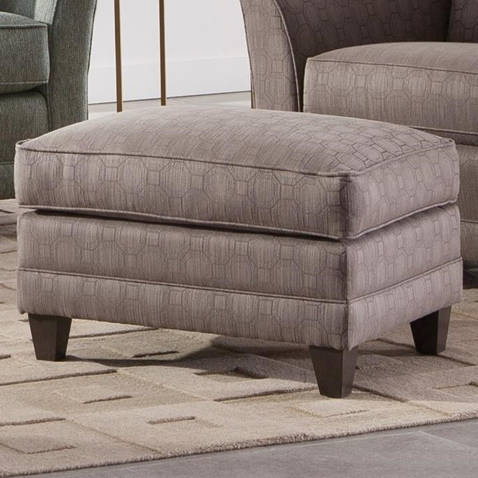 236 Ottoman by Smith Brothers at Gill Brothers Furniture
