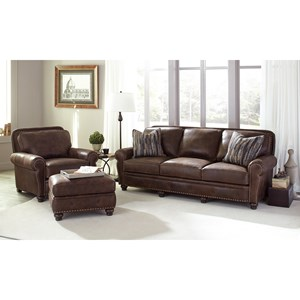 Smith Brothers 237 Stationary Living Room Group