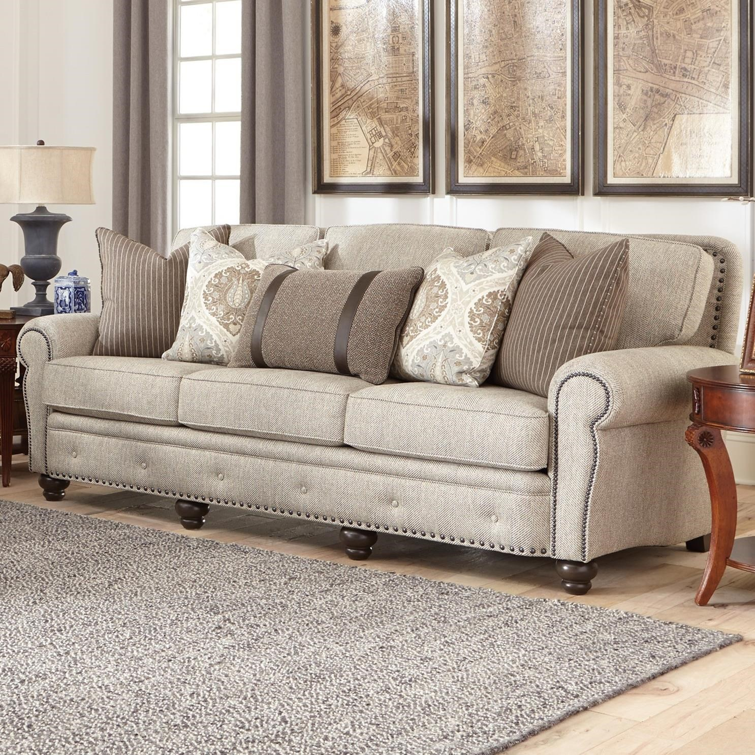 Smith Brothers 237 Large Sofa - Item Number: 237-13-385914
