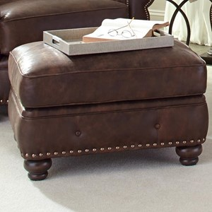 Smith Brothers 237 Ottoman