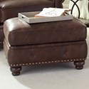 Smith Brothers 237 Ottoman - Item Number: 237-40-7802
