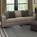 Smith Brothers 240 Sofa - Item Number: 240-10-392304
