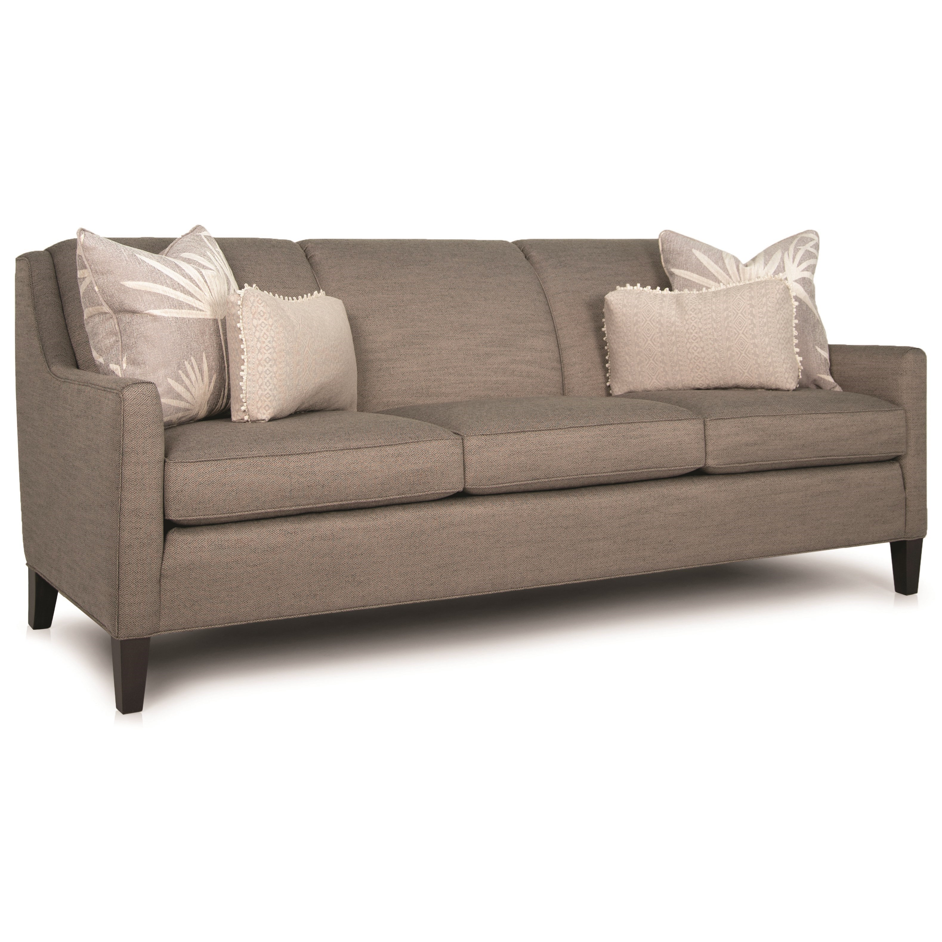 "248 74"" Sofa by Smith Brothers at Miller Home"