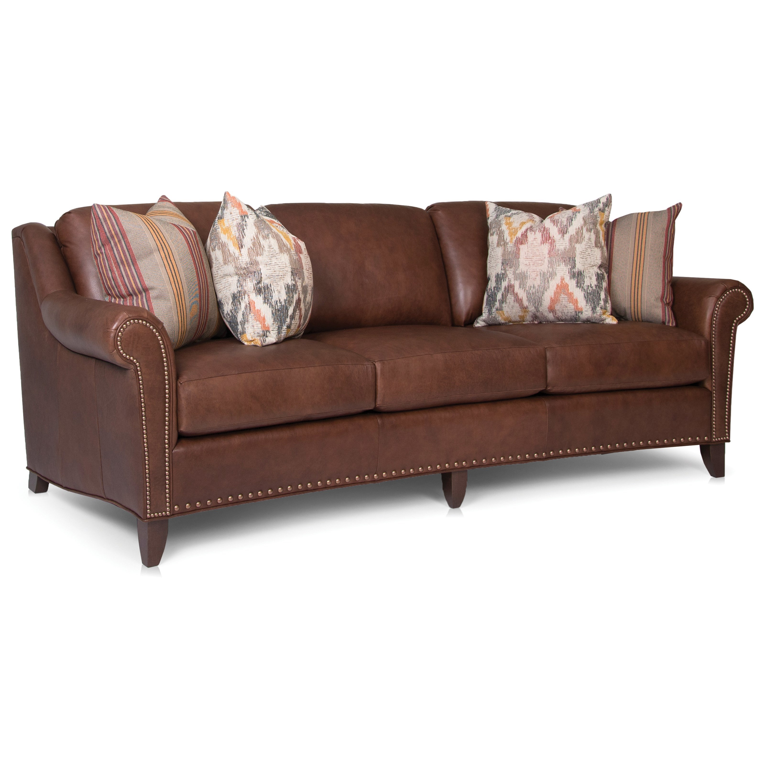 249 Large Sofa by Smith Brothers at Sprintz Furniture