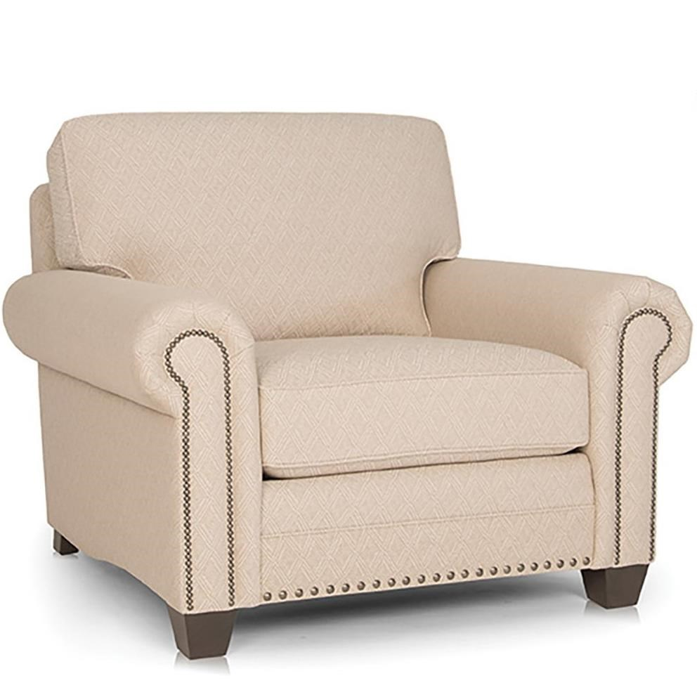 253 Chair by Smith Brothers at Pilgrim Furniture City