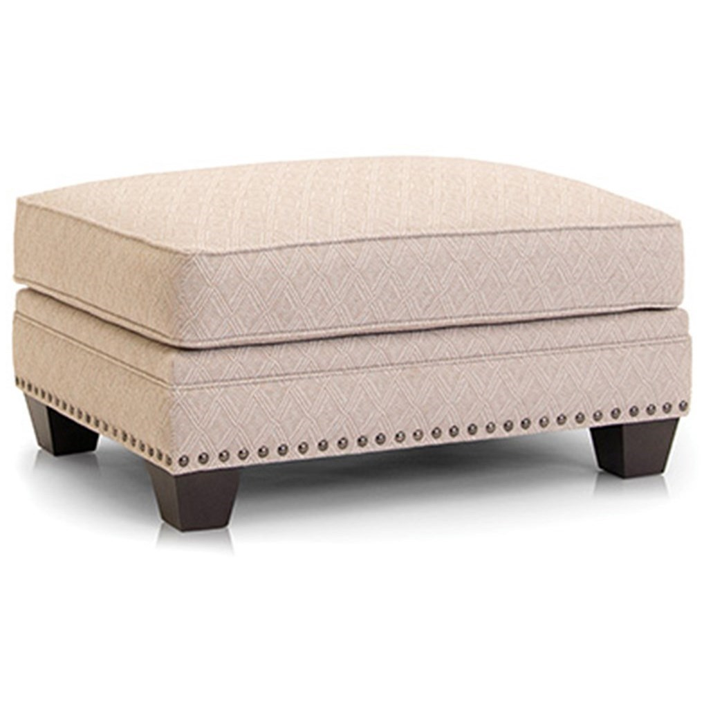 253 Ottoman by Smith Brothers at Mueller Furniture