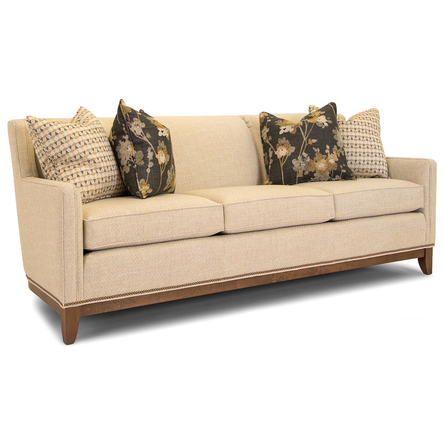 258 Sofa by Smith Brothers at Pilgrim Furniture City