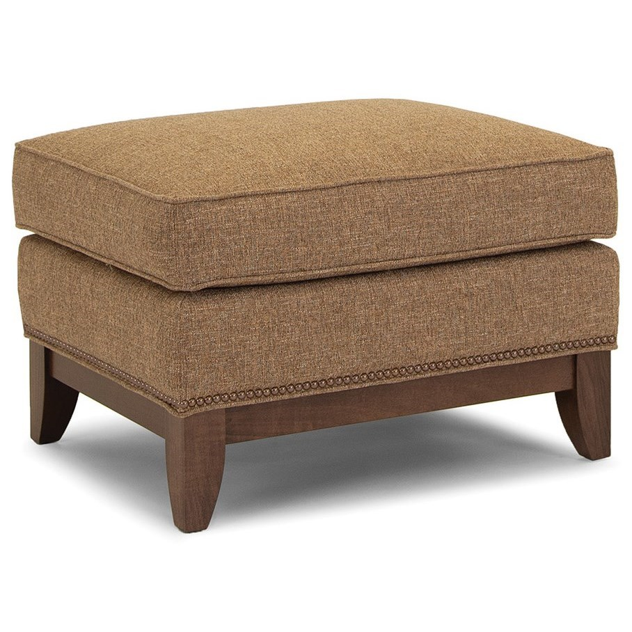 258 Ottoman by Smith Brothers at Turk Furniture