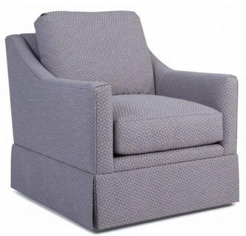 260 Swivel Chair  by Smith Brothers at Coconis Furniture & Mattress 1st