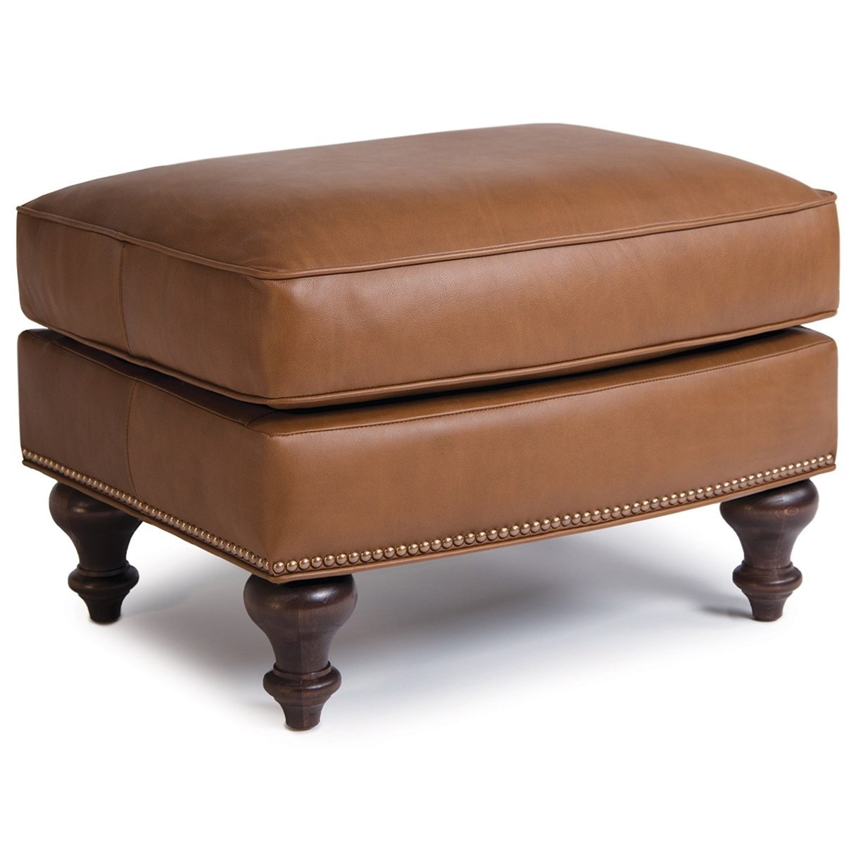 263 Ottoman by Smith Brothers at Miller Home