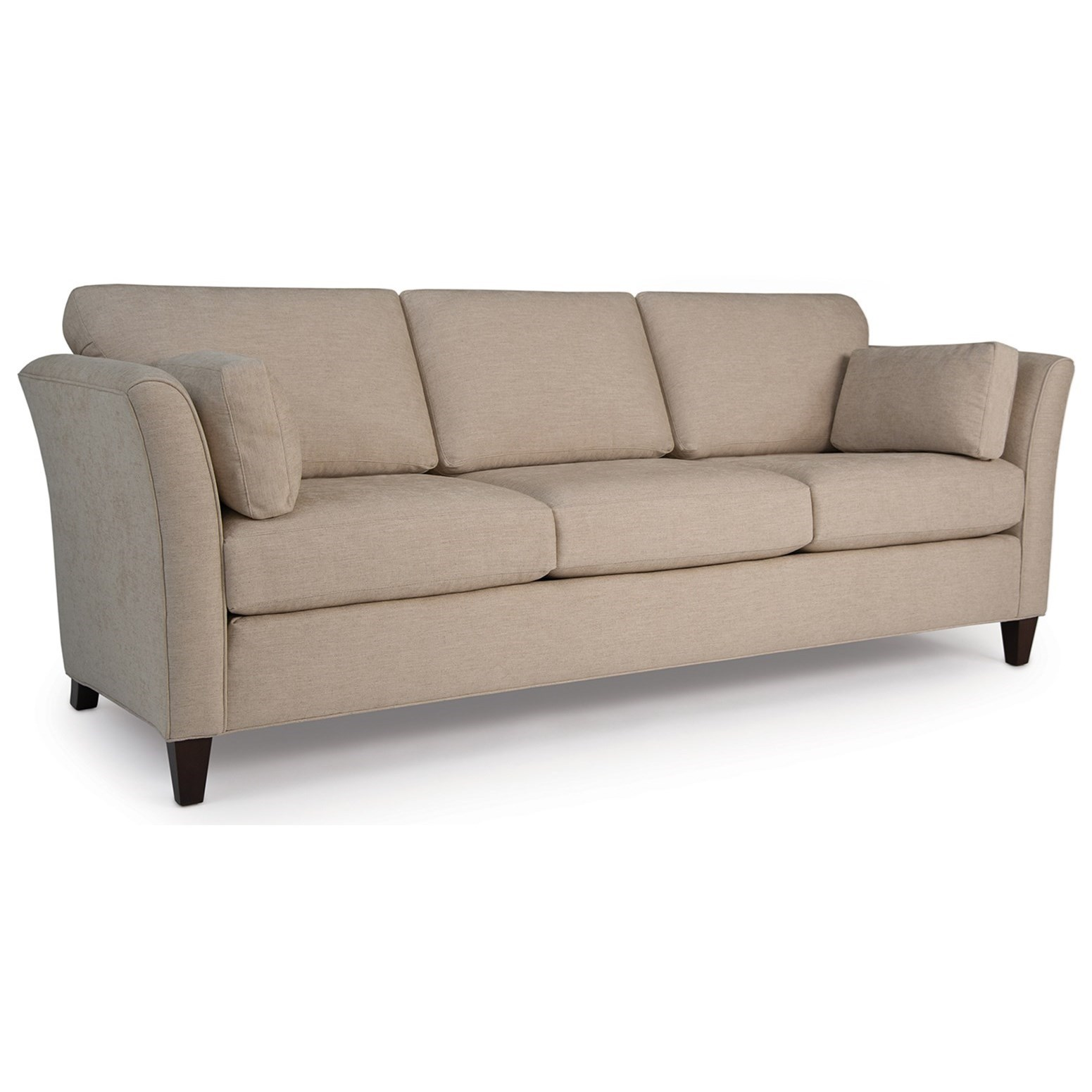 266 Sofa by Smith Brothers at Saugerties Furniture Mart
