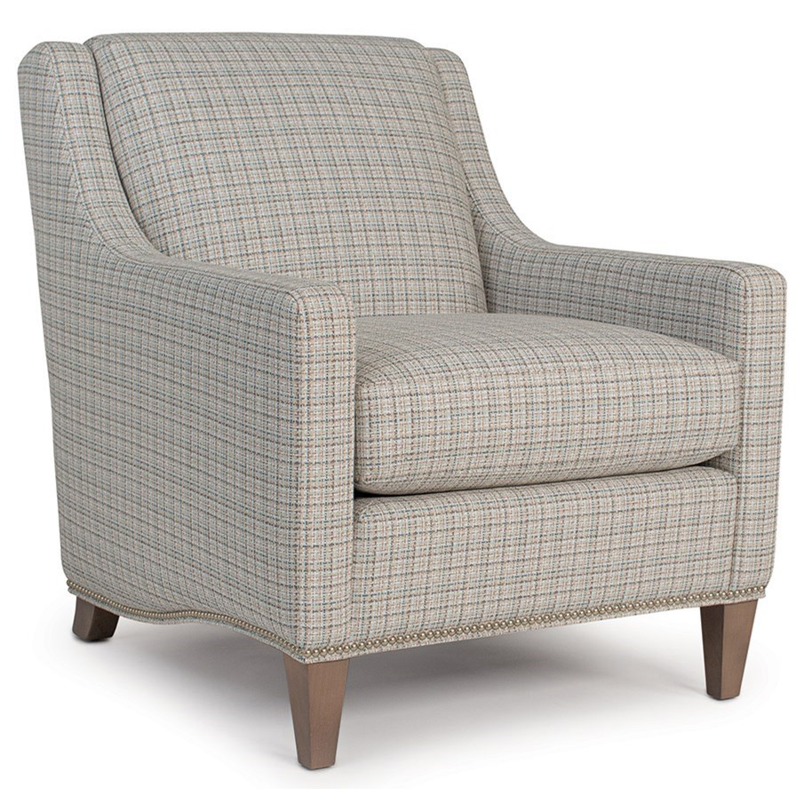 271 Chair by Smith Brothers at Mueller Furniture