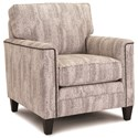 Smith Brothers Build Your Own 3000 Series Customizable Chair - Item Number: 3121-30-442514