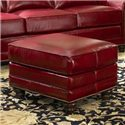 Smith Brothers 302 Ottoman - Item Number: 302L OTTO