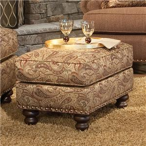Smith Brothers 324 Ottoman