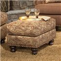Smith Brothers 324 Ottoman - Item Number: 324F O