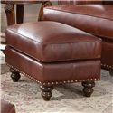 Smith Brothers 324 Ottoman - Item Number: 324L O