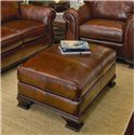 Smith Brothers 336 Ottoman - Item Number: 336-OT-A