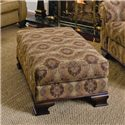 Smith Brothers 336 Ottoman - Item Number: 336-OT