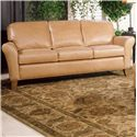 Smith Brothers 344 Upholstered Sofa - Item Number: 344-10 L