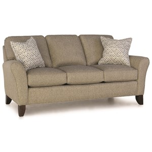 Smith Brothers 344 Upholstered Sofa