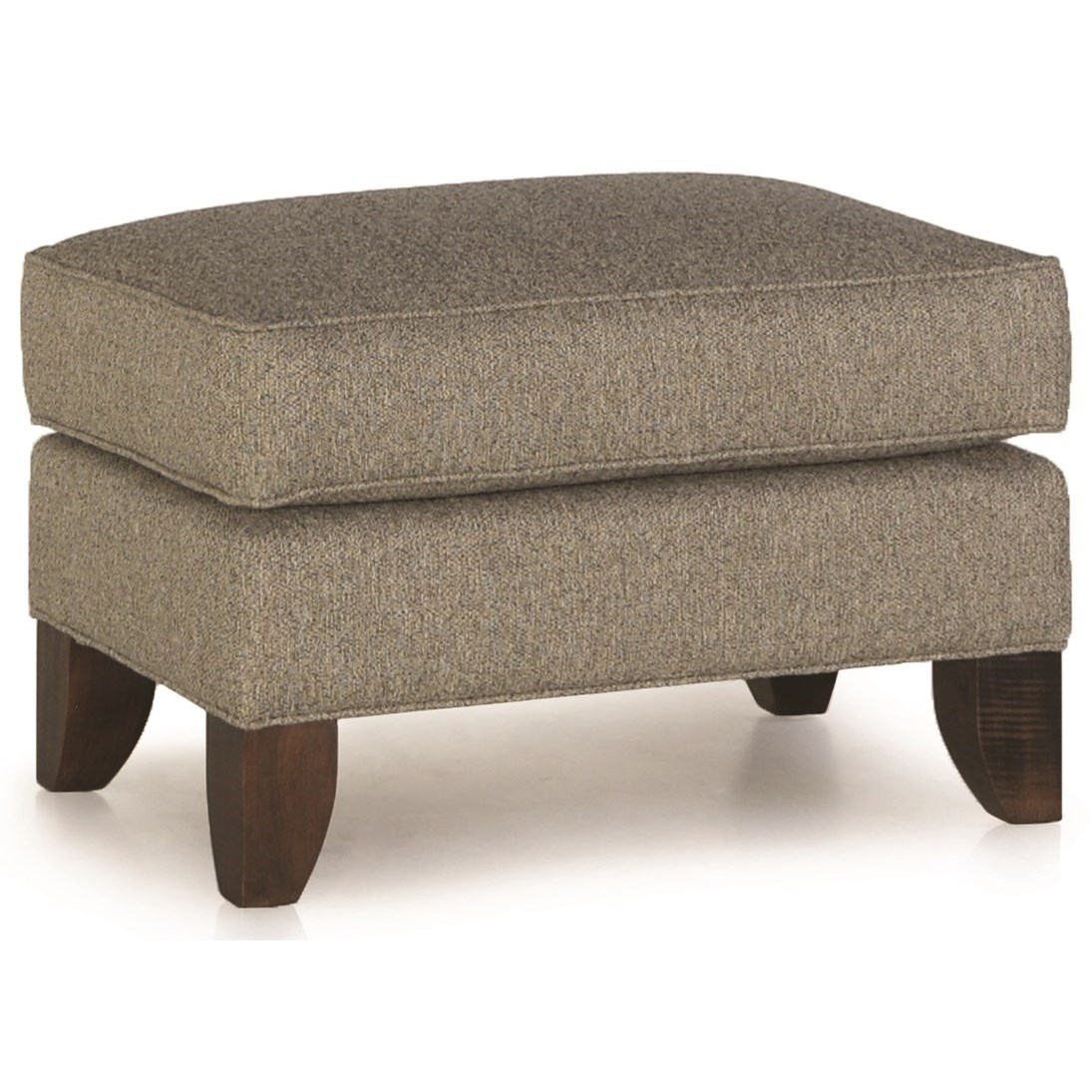 344 Ottoman by Smith Brothers at Turk Furniture
