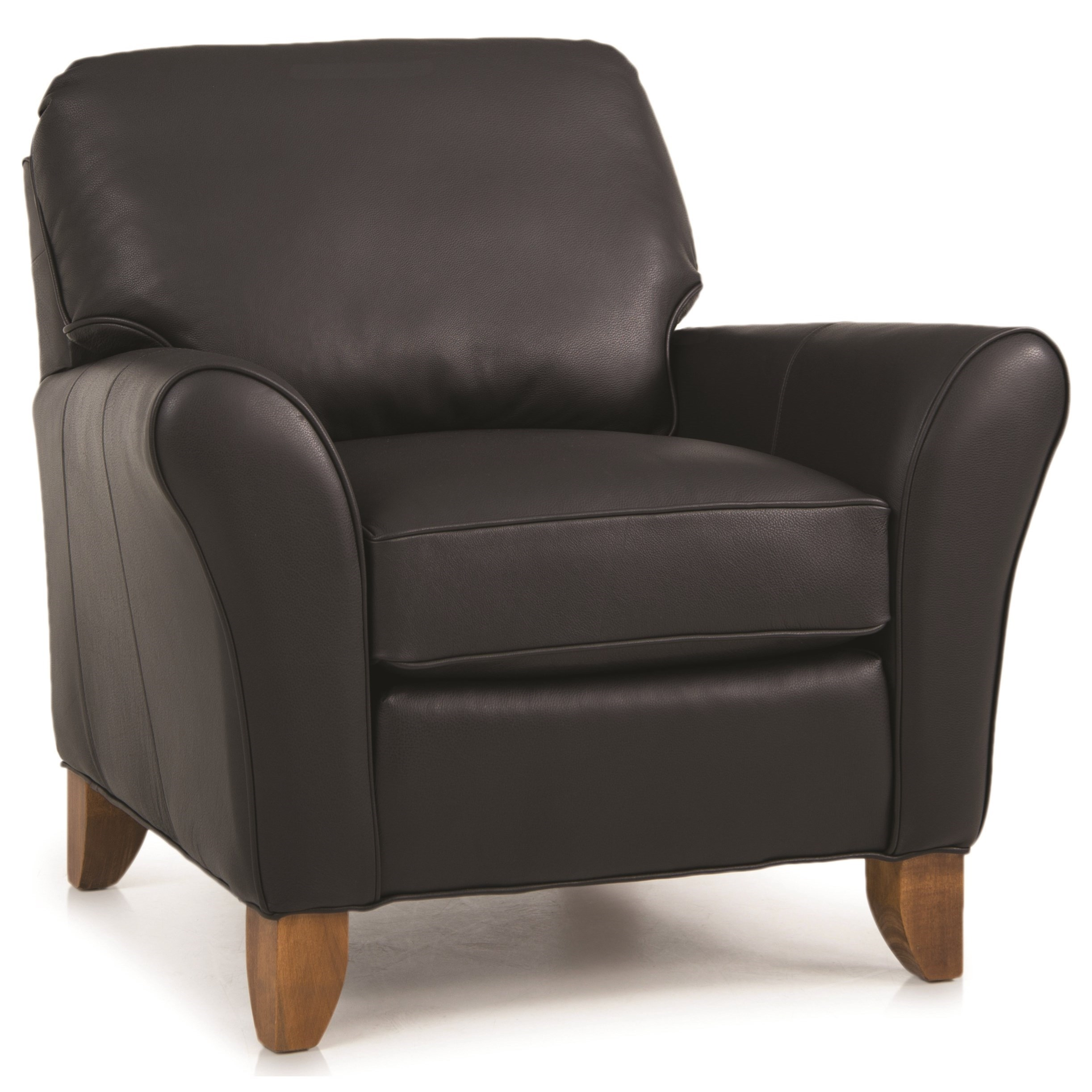 344 L Upholstered Chair by Smith Brothers at Turk Furniture
