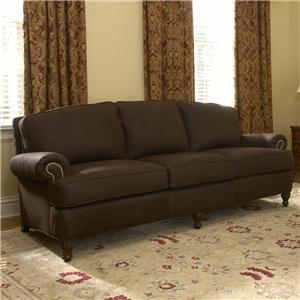 Smith Brothers 358 Stationary Sofa