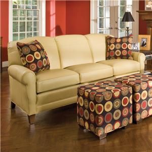 Smith Brothers 374 Stationary Sofa