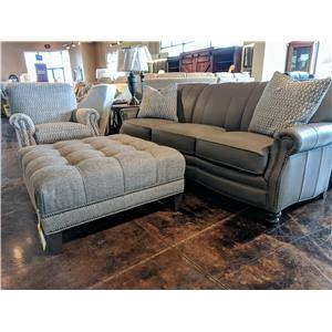Smith Brothers 383 Customizable Sofa