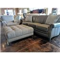 Smith Brothers 383 Customizable Sofa - Item Number: 383L Sofa