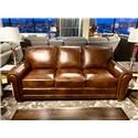 Smith Brothers 393 Traditional Stationary Sofa - Item Number: 393-10 L