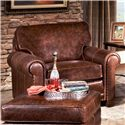 Smith Brothers 393 Traditional Stationary Chair - Item Number: 393-30 L