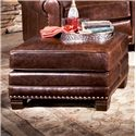 Smith Brothers 393 Traditional Ottoman - Item Number: 393-40 L