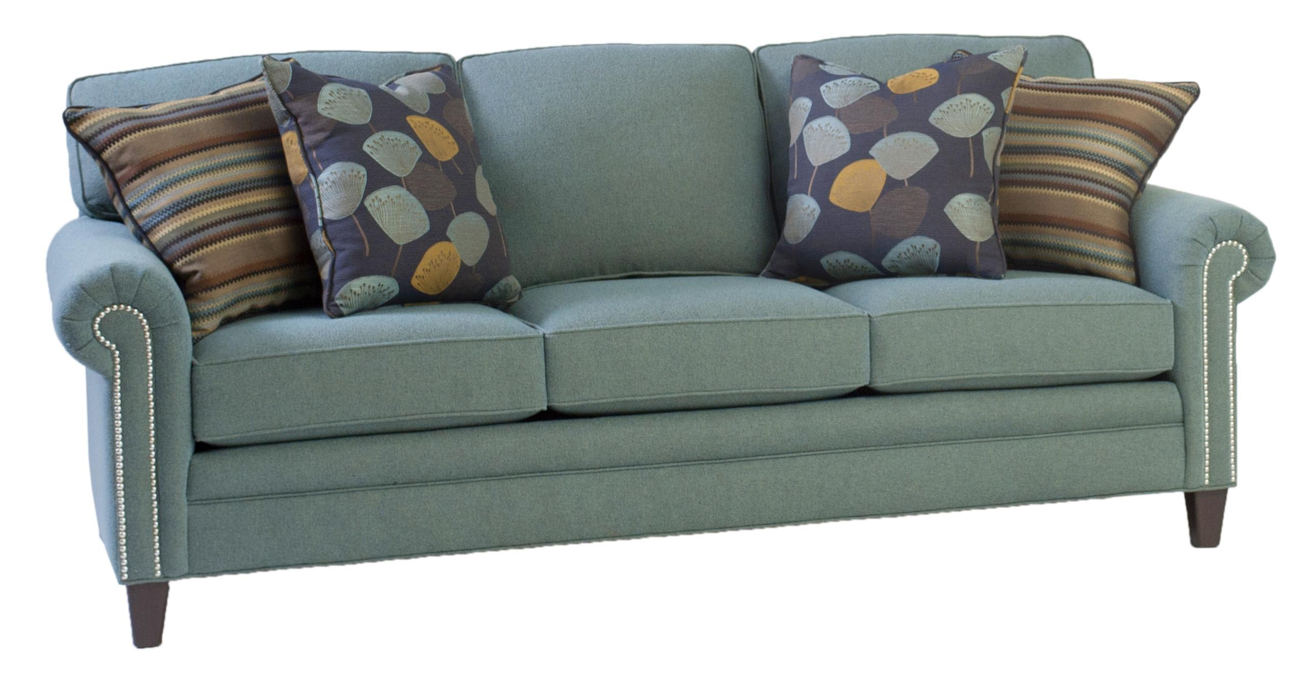 395 Style Group Sofa by Smith Brothers at Westrich Furniture & Appliances