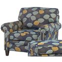 Smith Brothers 395 Style Group Chair - Item Number: 395-30