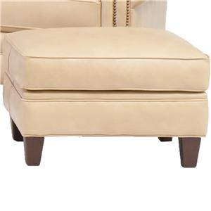 Smith Brothers 395 Style Group Ottoman