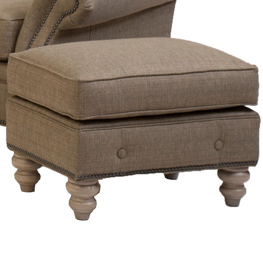 396 Ottoman by Smith Brothers at Miller Home