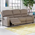 Smith Brothers 415 Motorized Reclining Sectional Sofa - Item Number: 415-36+66+67-333314