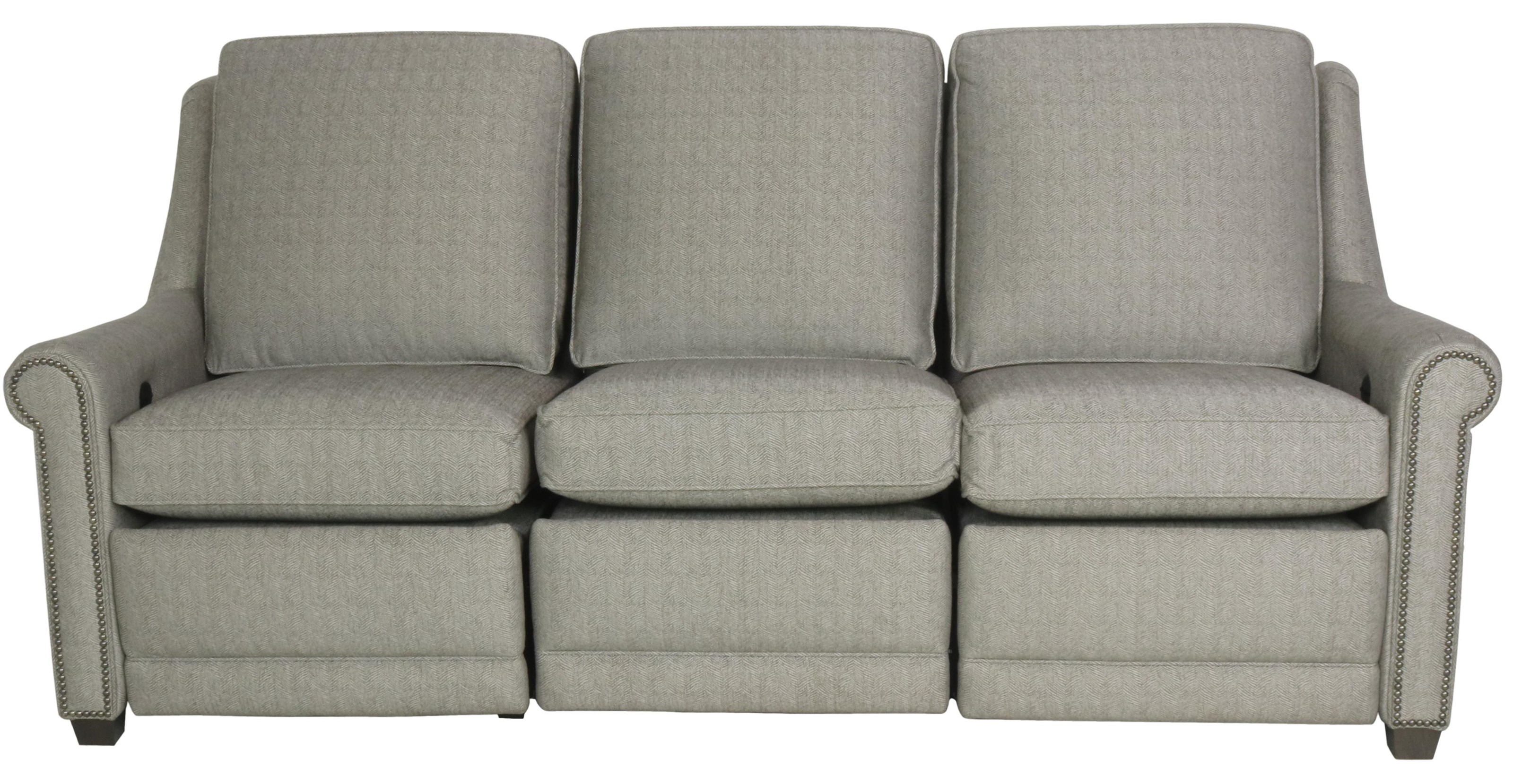 450 Reclining Sofa by Smith Brothers at Sprintz Furniture