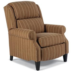 Smith Brothers 503 Traditional Tiltback Chair