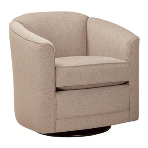 Smith Brothers 506 Swivel Chair