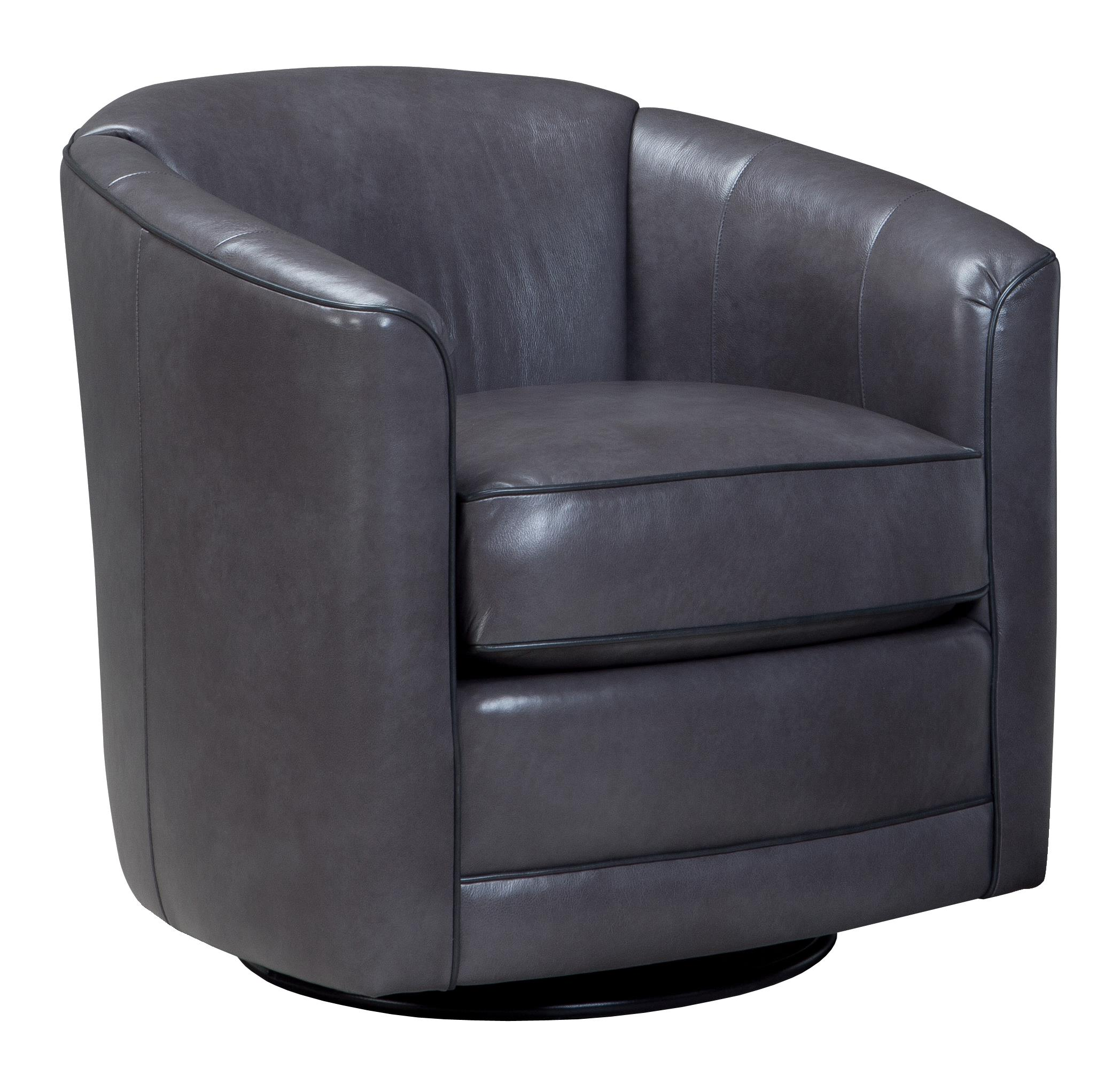 506 Swivel Chair by Smith Brothers at Pilgrim Furniture City