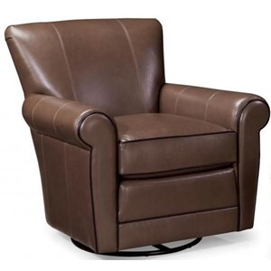 Smith Brothers 514 Swivel Glider Chair