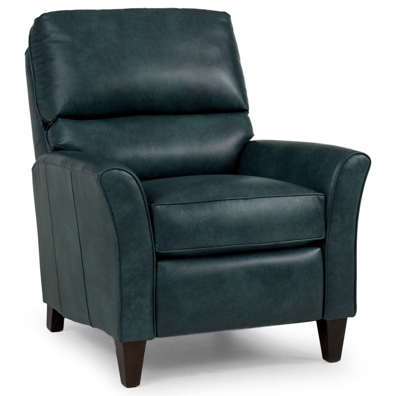 Smith Brothers 524 Pressback Recliner - Item Number: 524-33-3217
