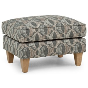 Smith Brothers 524 Ottoman