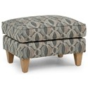 Smith Brothers 524 Ottoman - Item Number: 524-40-372014