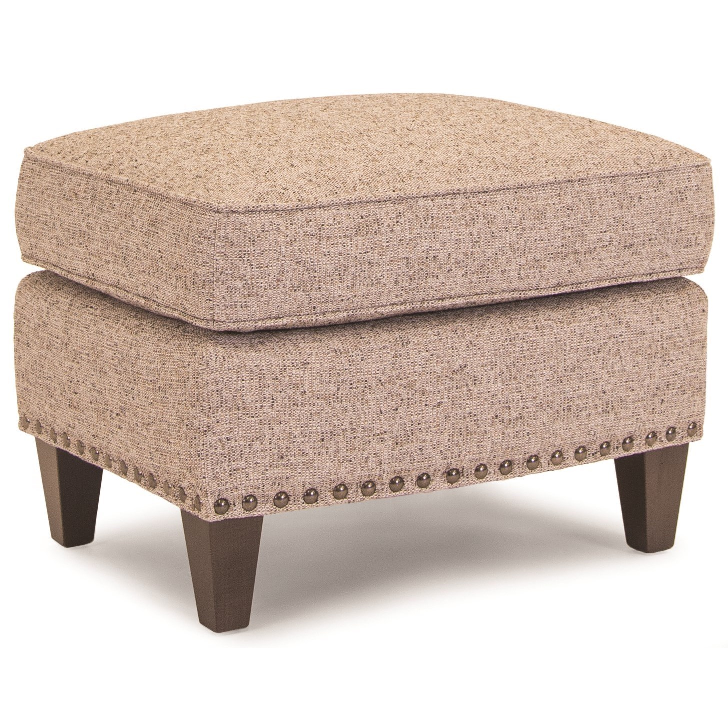 531 Ottoman by Smith Brothers at Westrich Furniture & Appliances