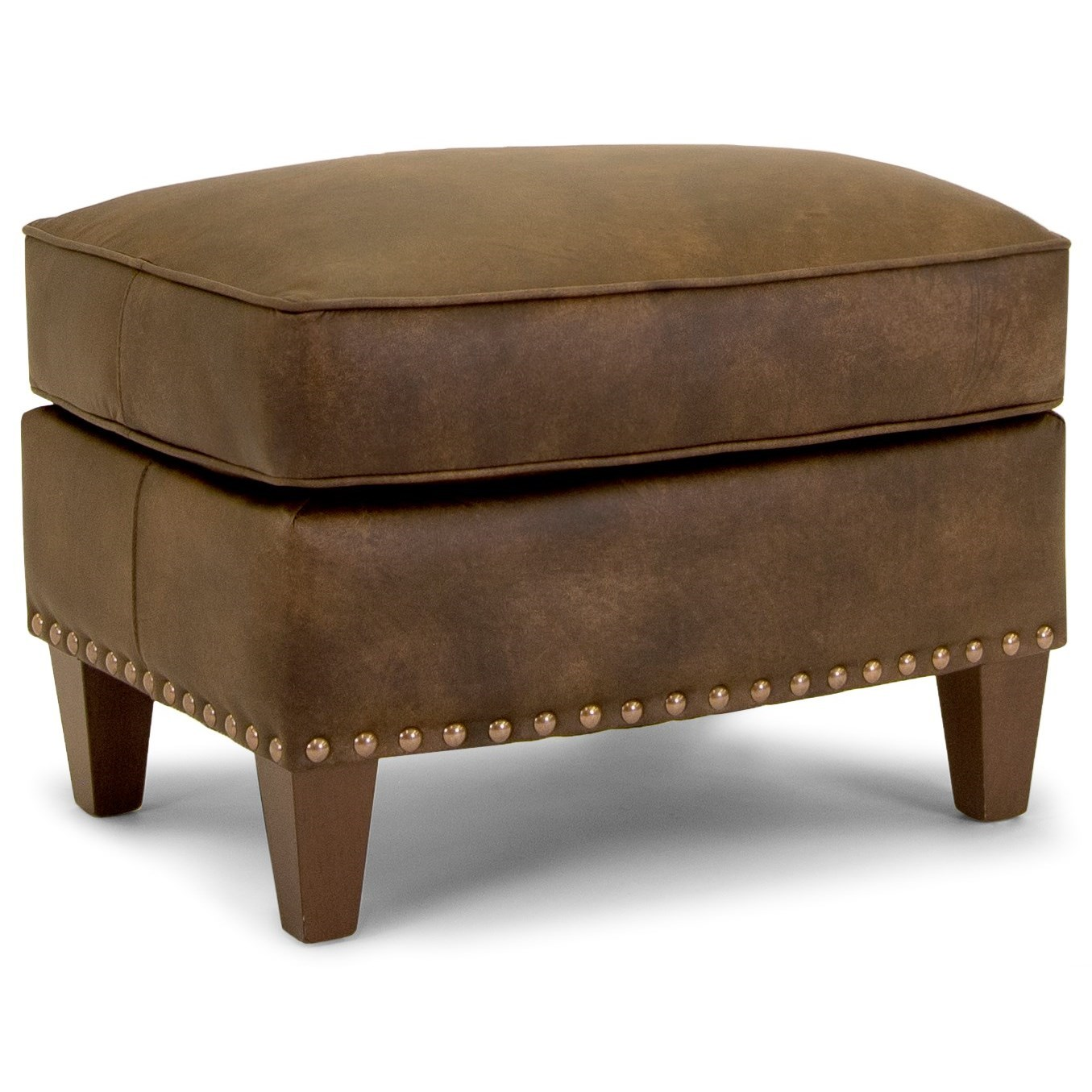 531 Ottoman by Smith Brothers at Saugerties Furniture Mart