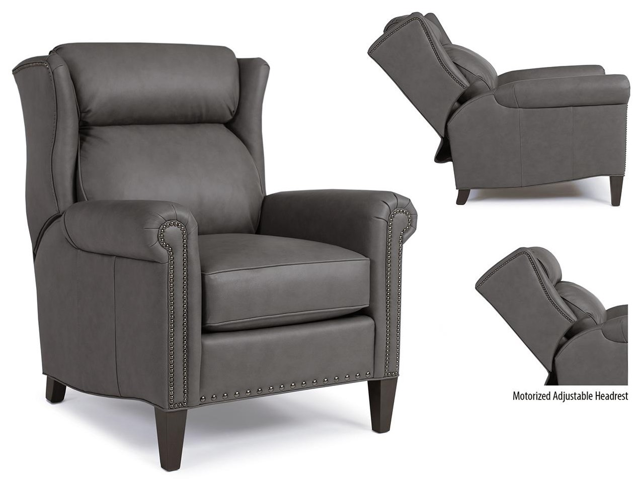 537 Tiltback Chair by Smith Brothers at Johnny Janosik